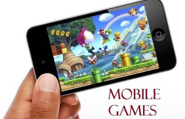 Mobile Games – adding all the spirit to your life