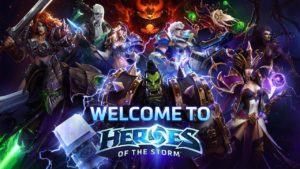 Heroes of the Storm Recommended Specs